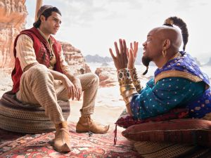 Aladdin Movie Review Box Office Disney