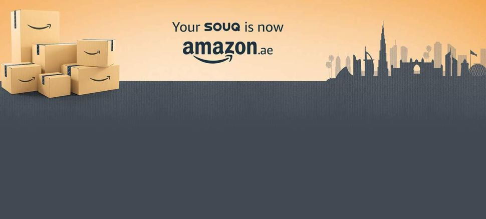 Amazon Launches Its First Middle East E-Commerce Website