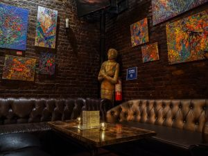 Art Bar, West Village, NYC