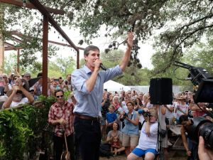 Beto O'Rourke in Running With Beto