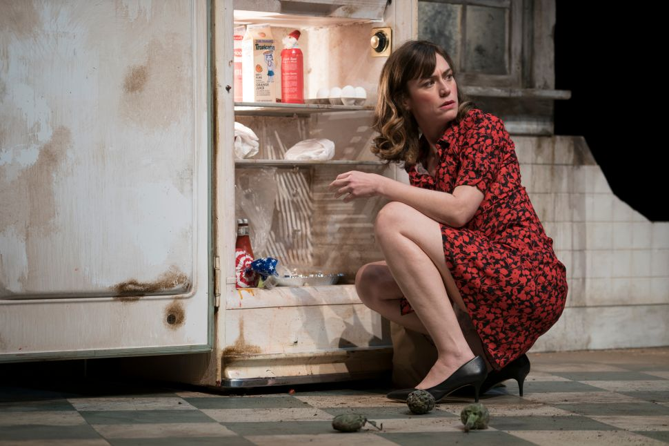 Sam Shepard's 'Curse of the Starving Class' Carves Up the American Dream