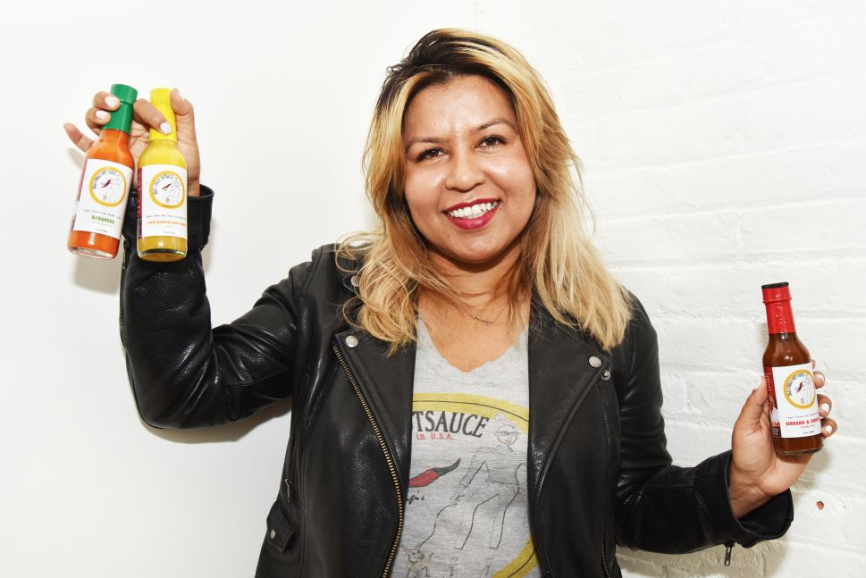 Why This Farm-to-Bottle Hot Sauce Creator Left Fashion to Help Farmers