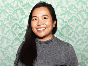 Legalpad's co-founder Sara Itucas