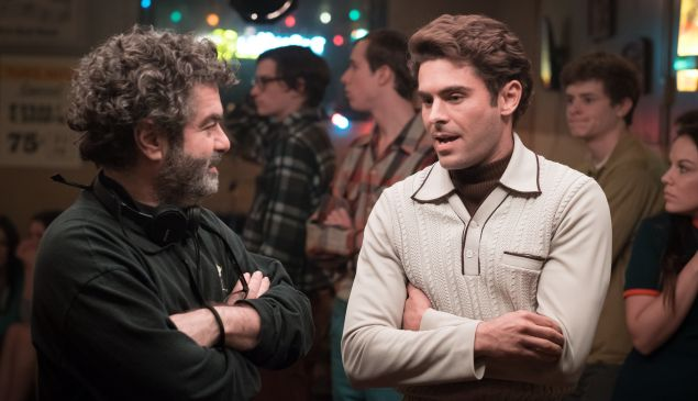 'Extremely Wicked, Shockingly Evil and Vile' director Joe Berlinger and star Zac Efron