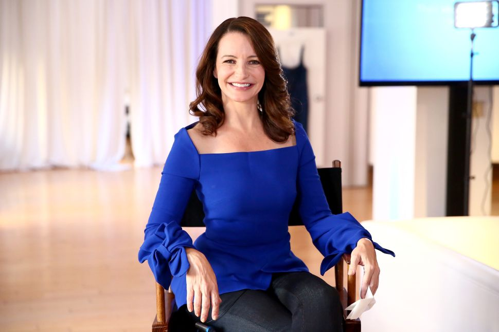 Kristin Davis Is Ditching Her Brentwood Home of 20 Years