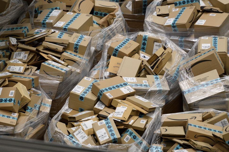 Amazon Third-Party Sellers Make $90,000 in Annual Sales on Average