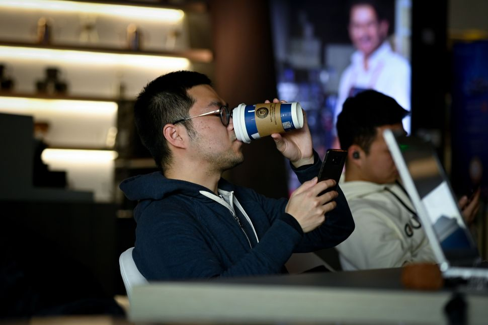2-Year-Old Chinese Coffee Startup Debuts on the Nasdaq, Vies to Disrupt Starbucks