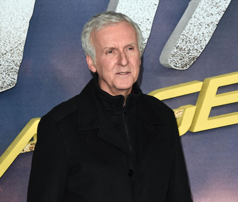 James Cameron Just Compared 'Avengers: Endgame' to the Iceberg That Sank the Titanic