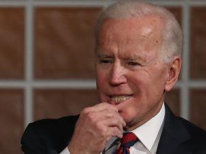 Former U.S vice president and 2020 Democratic presidential candidate Joe Biden.