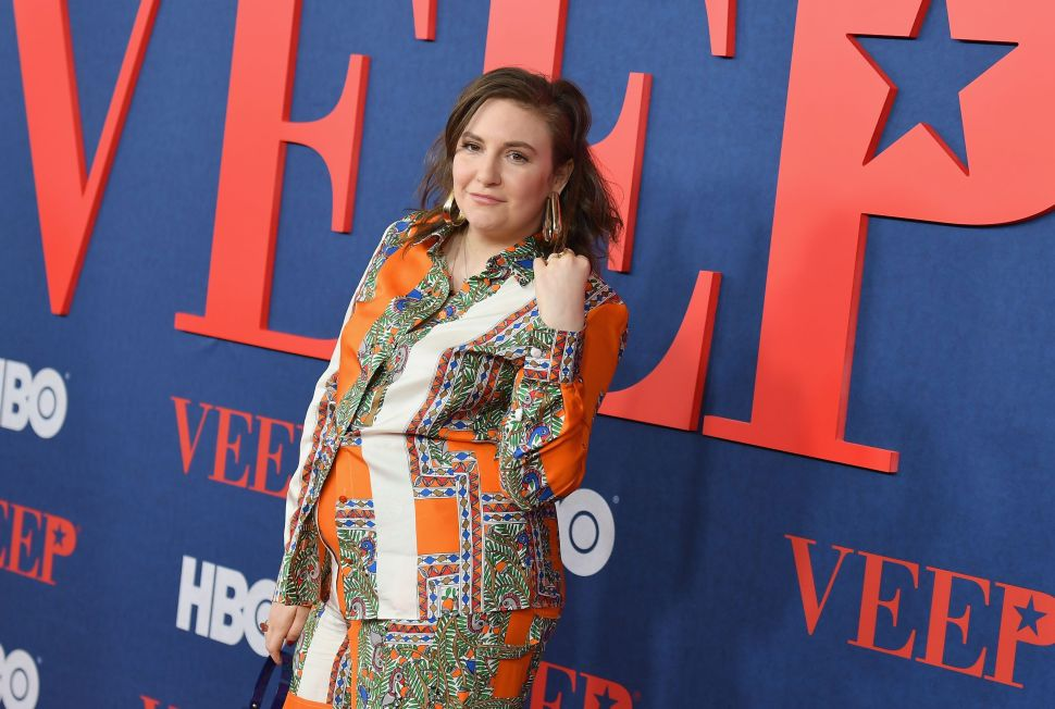 Lena Dunham Debuts Her Vivid Watercolor Paintings in a New Orleans Group Show