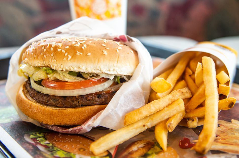 Whether You're 'Pissed' or 'DGAF,' Burger King Has a Whopper for You
