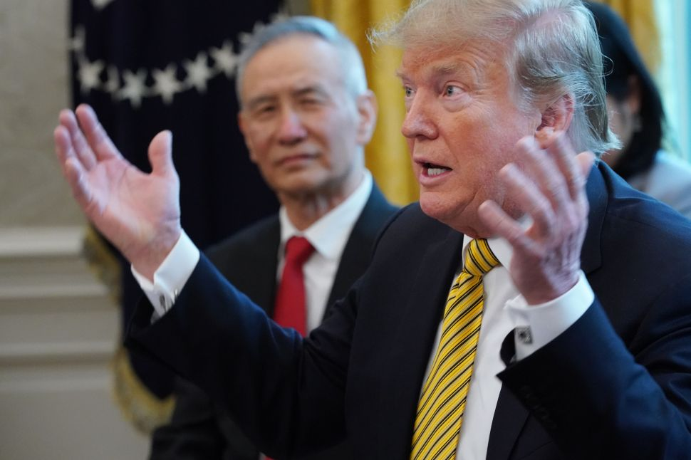 What Trump's Negotiating Style With North Korea Can Teach Us About China Trade Talks
