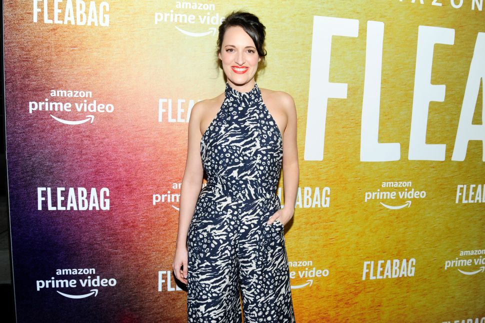 'Fleabag' Creator Phoebe Waller-Bridge Revealed Her Craziest Sex Scene to Tina Fey