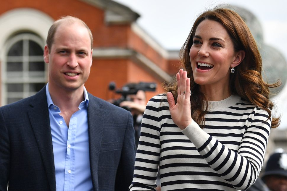 Prince William and Kate Middleton Finally Met Baby Archie at Frogmore Cottage