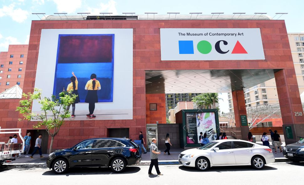 With MOCA the Latest to Make Admission Free, Other Museums Question Following Suit