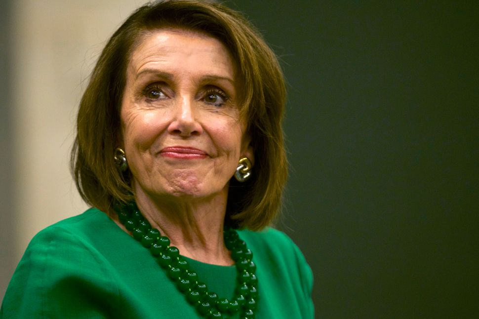 Nancy Pelosi Uses Robert Mueller's Remarks to Push Anti-Corruption Bill