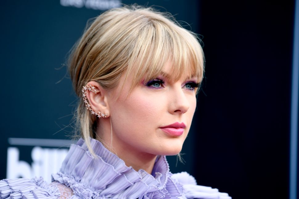 Taylor Swift Has Finally Done a Real Interview With an Actual Journalist