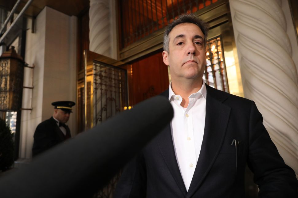 Exclusive: Michael Cohen Calls RNC Chair Ronna McDaniel 'One of the Worst Human Beings'