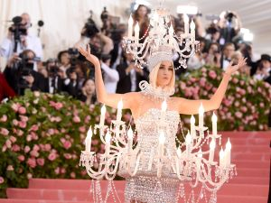 Katy Perry at the 2019 Met Gala.