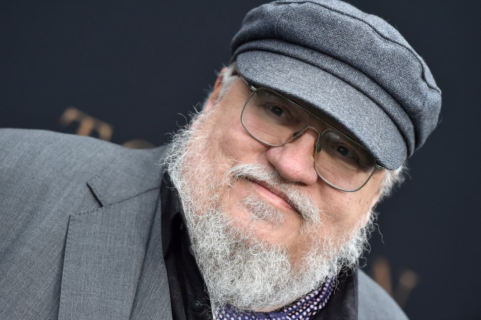 Has George R.R. Martin Secretly Written Books 6 and 7 Already?