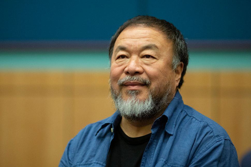 Ai Weiwei Explains Why He Was Sued by a Casino Worker in 'New York Times' Op-Ed
