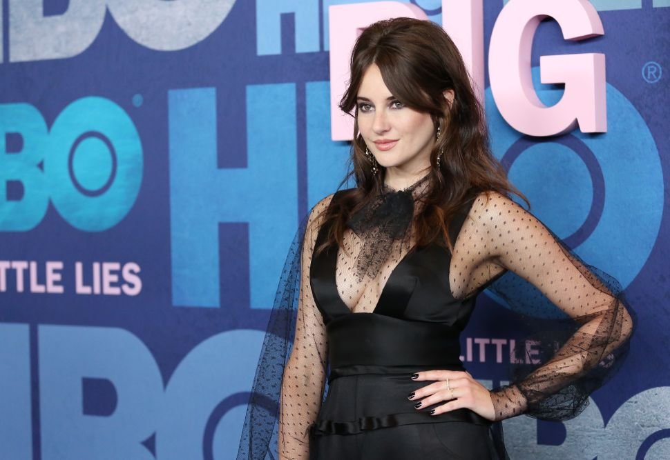 Shailene Woodley Reveals She Doesn't Floss and Drinks Rosé at Lunch