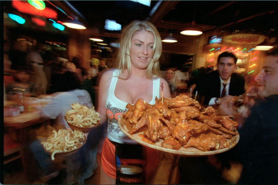 Want to Disrupt the Sexy Notion of Hooters? Take Your Mom There for Mother's Day
