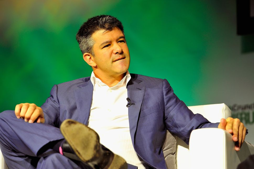 Even Uber Founder Travis Kalanick Has Lost Faith in the Rideshare Giant