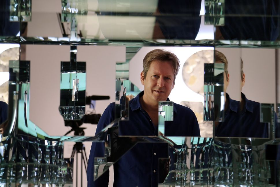 Why Artist Doug Aitken Is Upending World Views and Sparking UFO Sightings This Summer