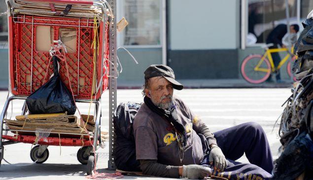 California's Homeless Crisis