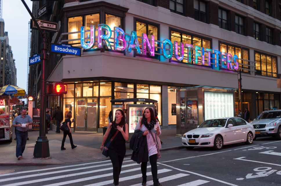 Urban Outfitters CEO Blames Struggling Business on Trump Tax Reform's 'Sugar High'