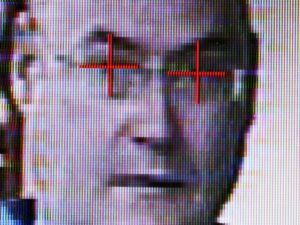 Facial recognition technology is operated at Argus Solutions on August 11, 2005 in Sydney, Australia.