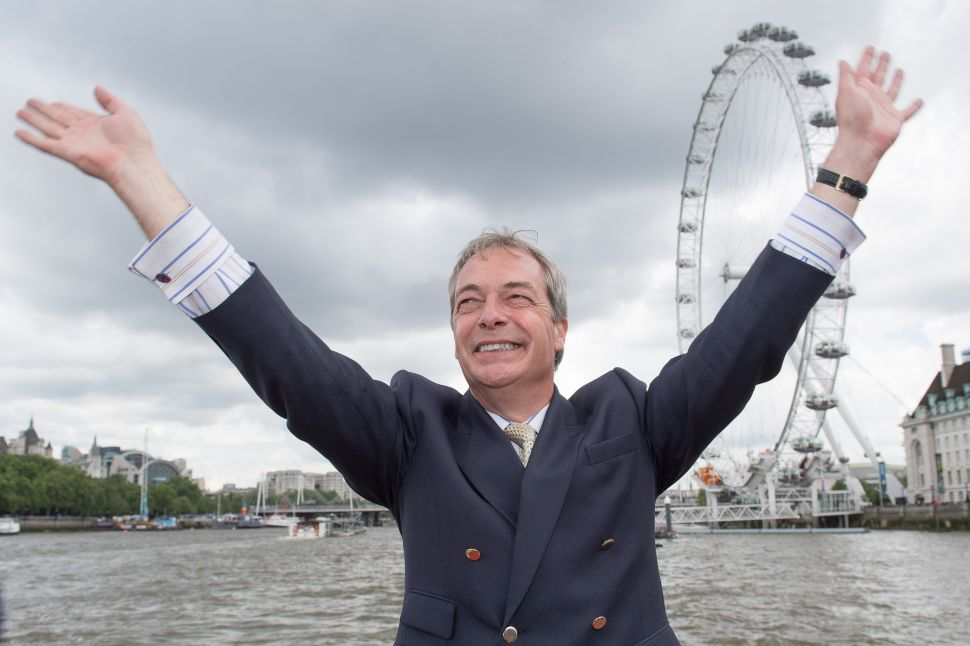 Could Nigel Farage Become the Next British Prime Minister?