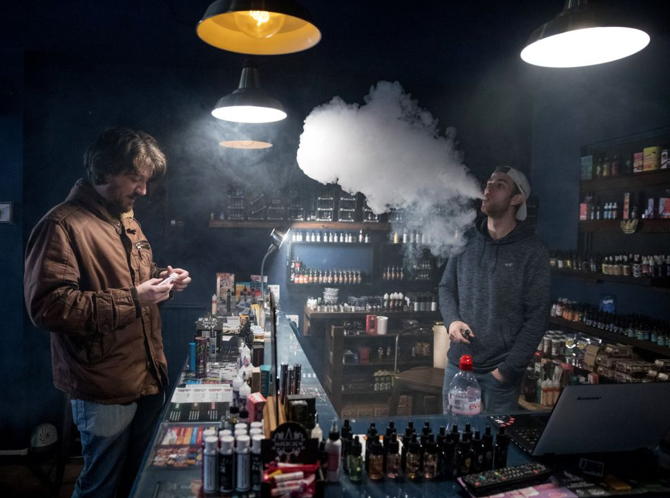 Here's How the FDA's New E-Cigarette Policy Hurts Small Businesses