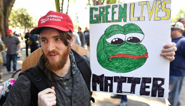 Pepe the Frog copyright infringement case
