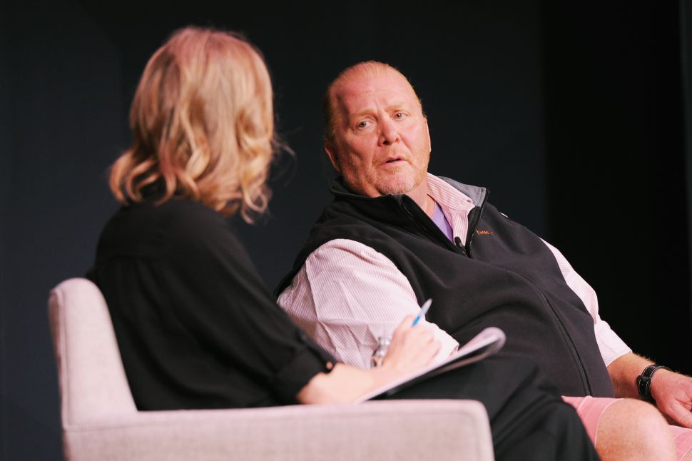 Mario Batali Is Facing a Criminal Charge for Allegedly Groping a Woman in Boston