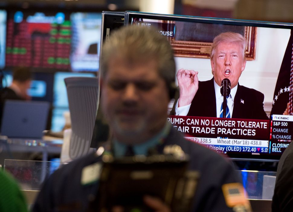 Could Trump Get Into Legal Trouble for 'Tweet-Surging' a Penny Stock by 200 Percent?