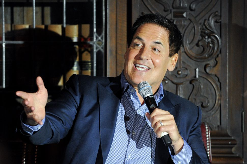 Mark Cuban Explains Why He Invests Outside Silicon Valley