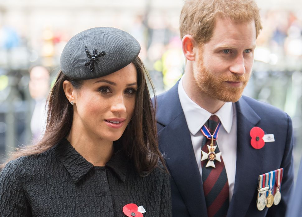 Prince Harry and Meghan Have Taken Serious Legal Measures to Protect Their Family Privacy