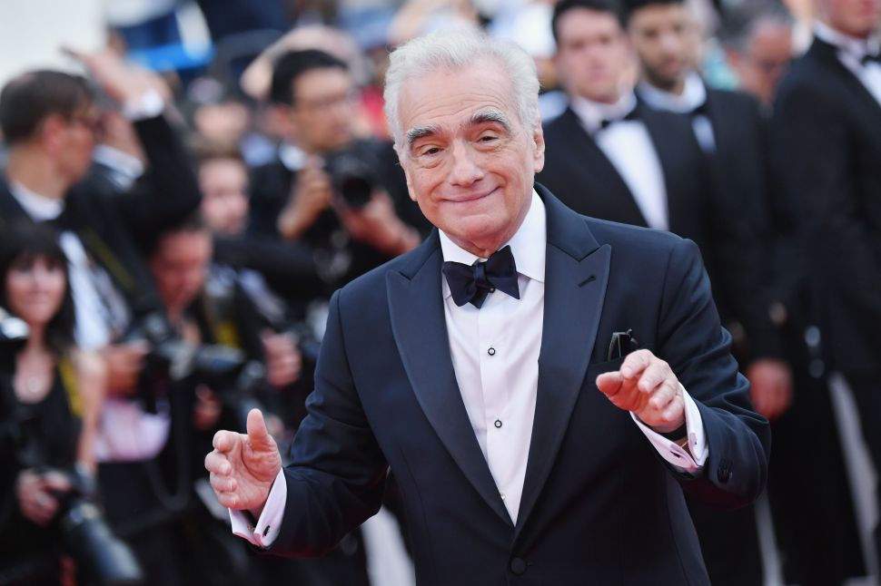 What Does Martin Scorsese Really Think About Netflix?