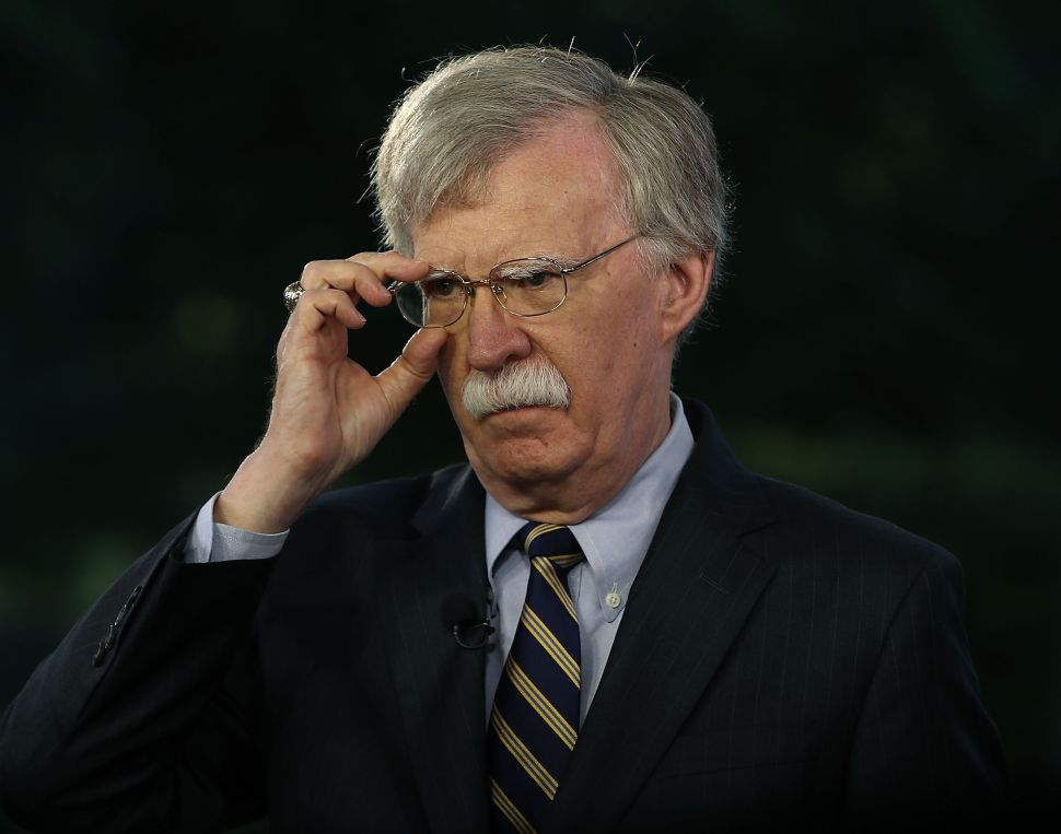 John Bolton Escalates Rhetoric Toward Iran, Accuses Regime of UAE and Saudi Attacks