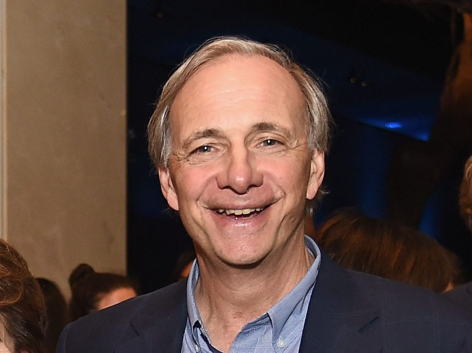 Despite His Attack on Capitalism, Ray Dalio Was the Most Successful Capitalist in 2018