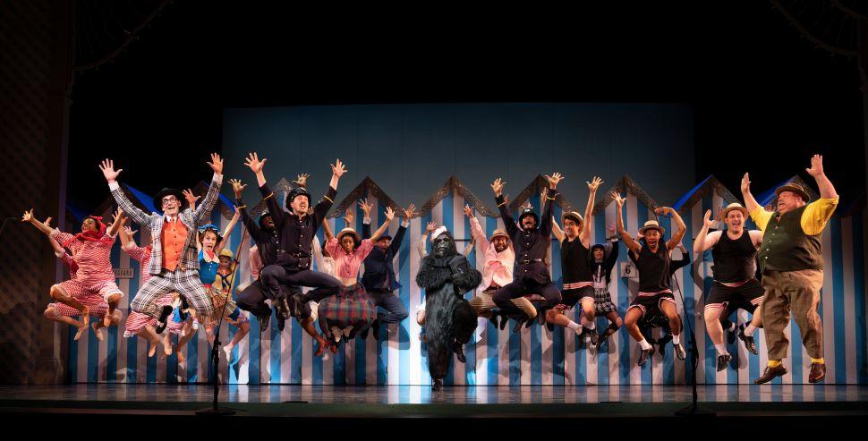 New York City Ballet's Spring Season Runs the Gamut