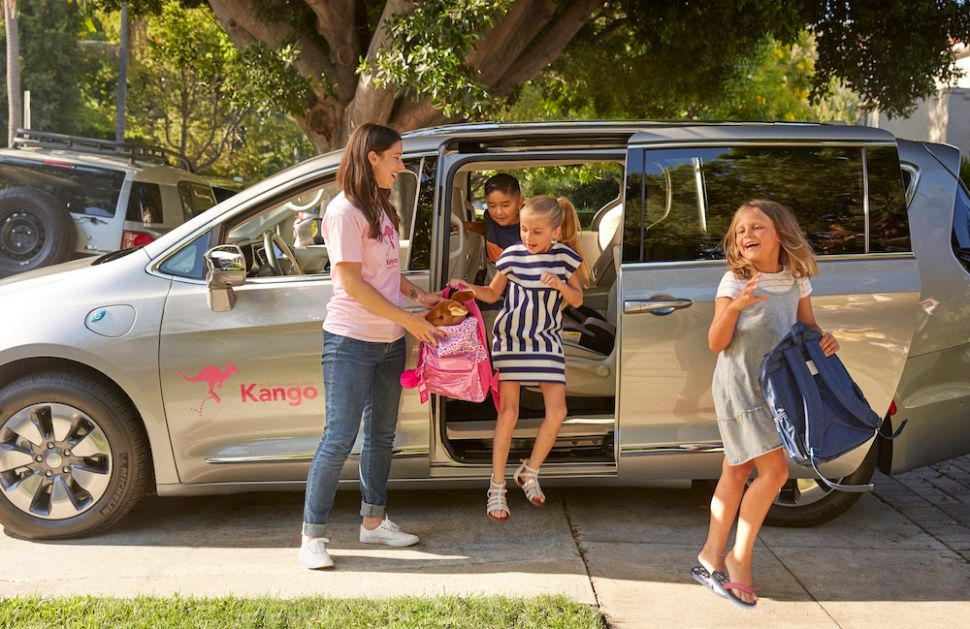 How Kid-Friendly Ride-Hailing Apps Can Make Moms' Lives Easier