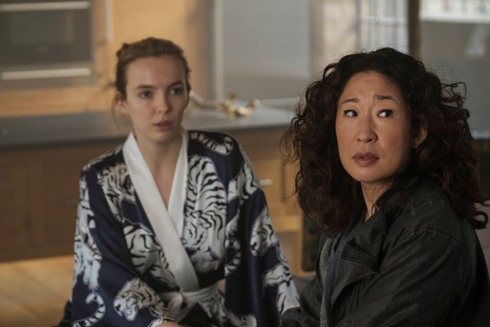 The 'Killing Eve' Writers Don't Know the Show's Ending Yet. Here's Why That's OK.