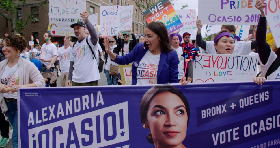 In 'Knock Down the House,' Alexandria Ocasio-Cortez's Win Sets the Scene for Other Election Stories