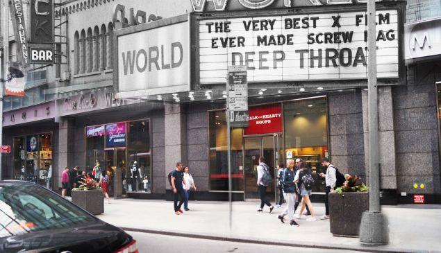 Times Square Sex Emporium Past