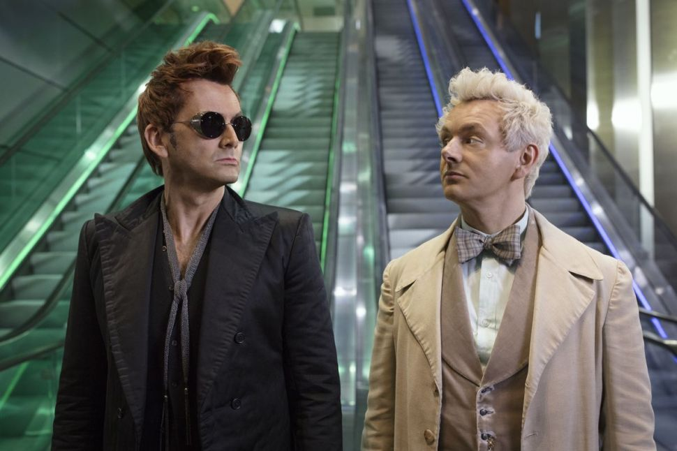 Why Making 'Good Omens' Was the Most Fun Showrunner Neil Gaiman Never Wants to Have Again