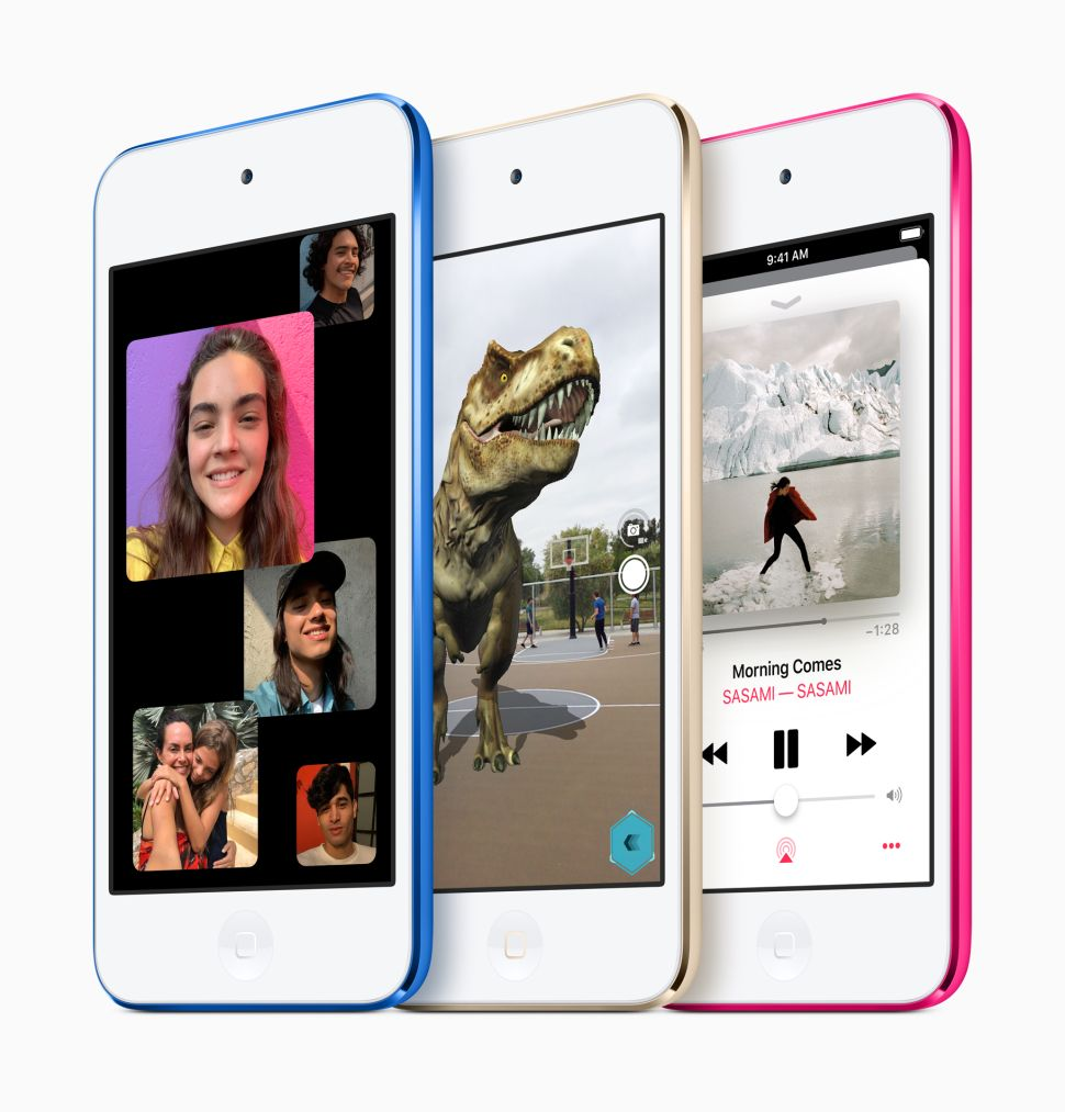 Apple Just Announced a New iPod—But Who's Actually Going to Buy It?