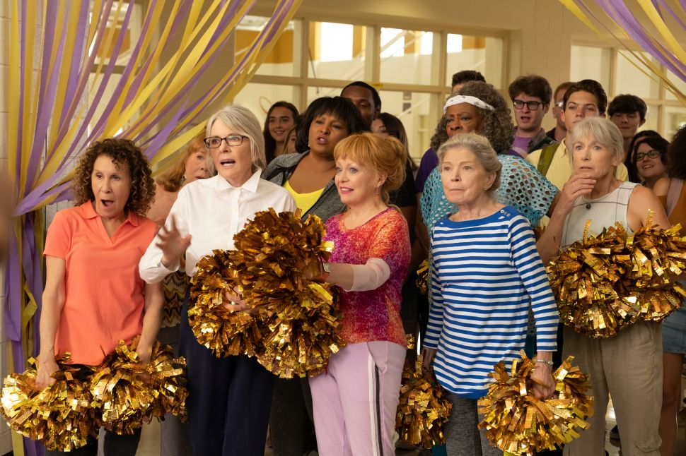 Diane Keaton's Senior Citizen Comedy 'Poms' Is About as Funny as a Colonoscopy